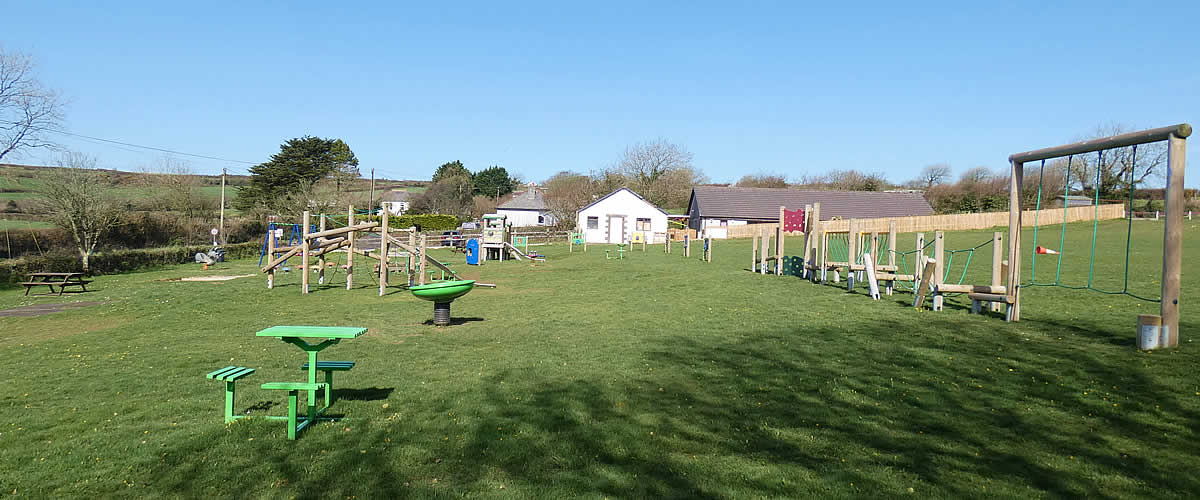St Teath Playground